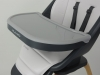 Krzesełko obrotowe 360 CHOC tacka