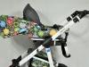 Riko Nano Flower Collection regulacja oparcia
