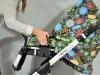 Riko Nano Flower Collection wypinanie siedziska spacerówki